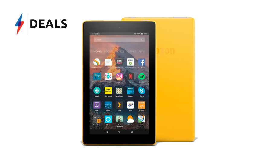 Entertain the kids this Summer with 33% off the Amazon Fire 7 Tablet