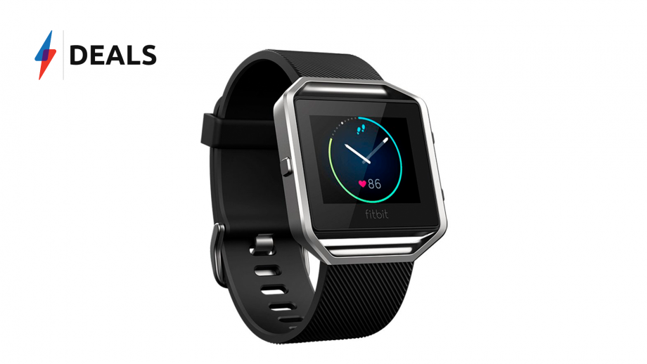 You'll Want to Race Towards the Fitbit Blaze Fitness Watch Now at its Lowest Price Yet