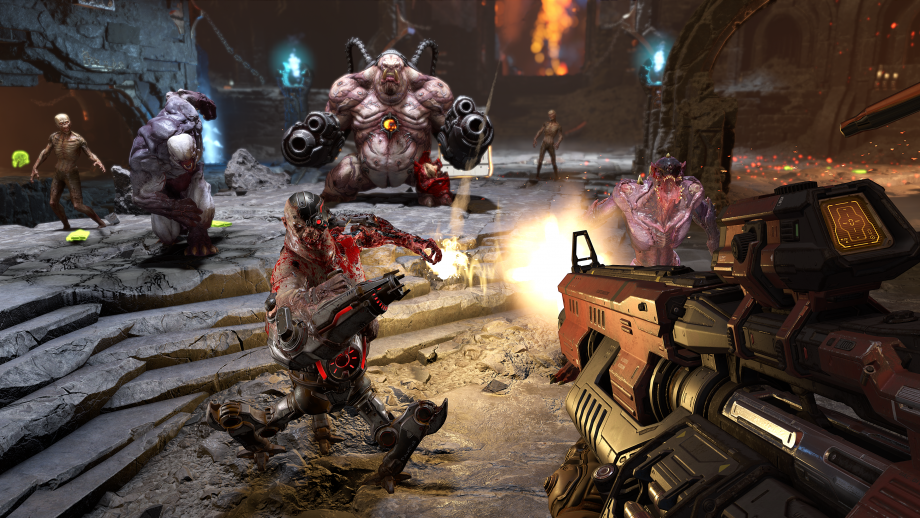 DOOM Eternal Review | Trusted Reviews