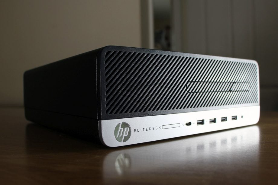 HP EliteDesk 705 G4 SFF Review   Trusted Reviews