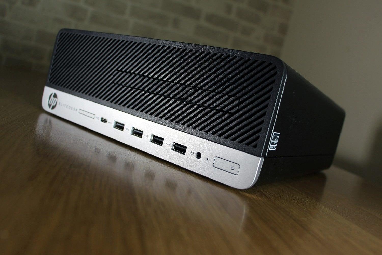 HP EliteDesk 705 G4 SFF 03