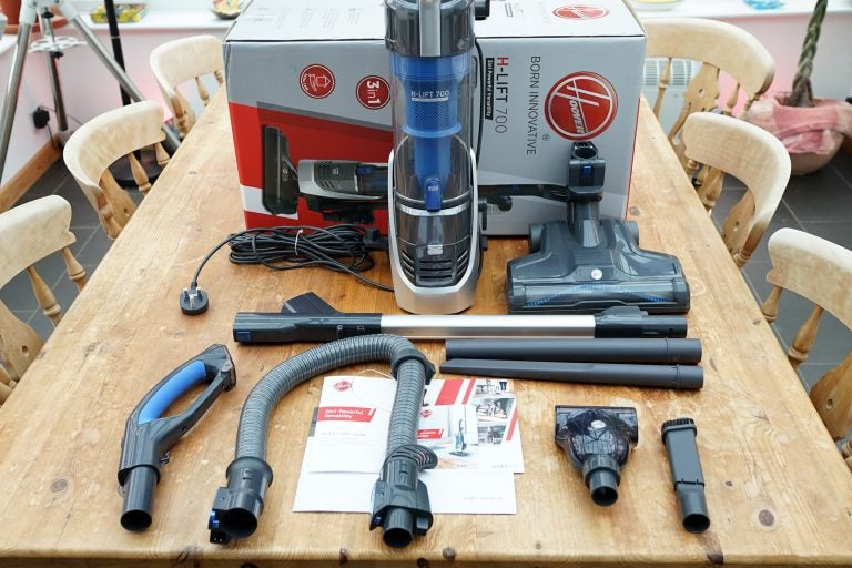 Hoover H-Lift 700 Review 1