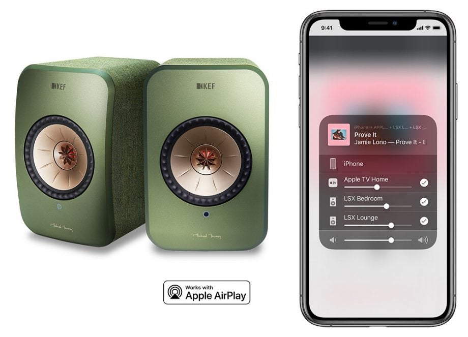 KEF adds AirPlay 2 to the LSX System | Trusted Reviews
