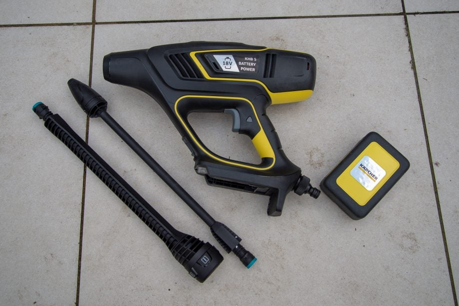 Karcher KHB 5 Battery Set hero