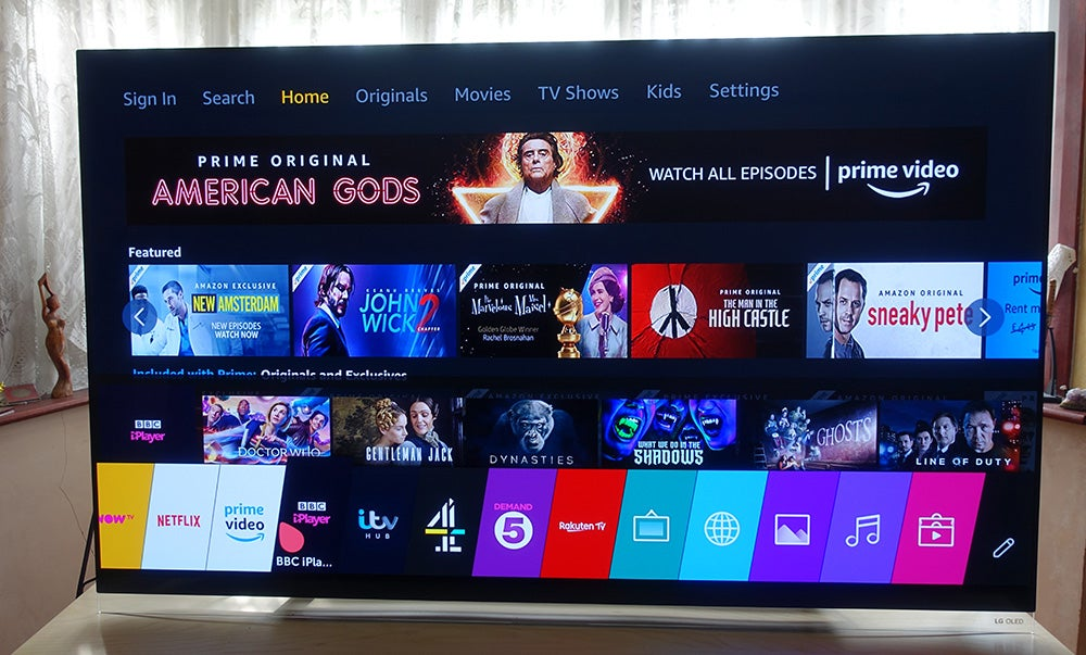 LG E9 OLED (OLED55E9, OLED65E9) 4K TV review | Trusted Reviews