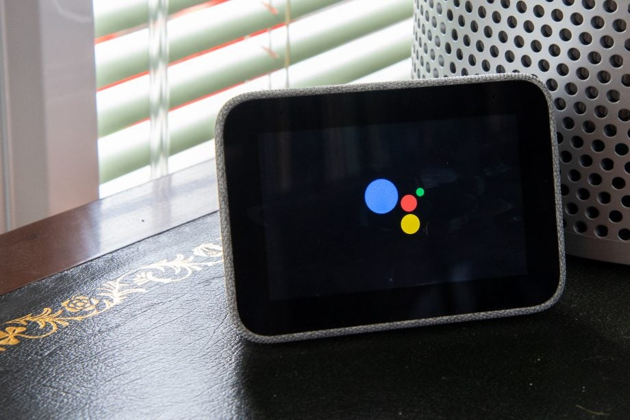 Lenovo Smart Clock Google Assistant