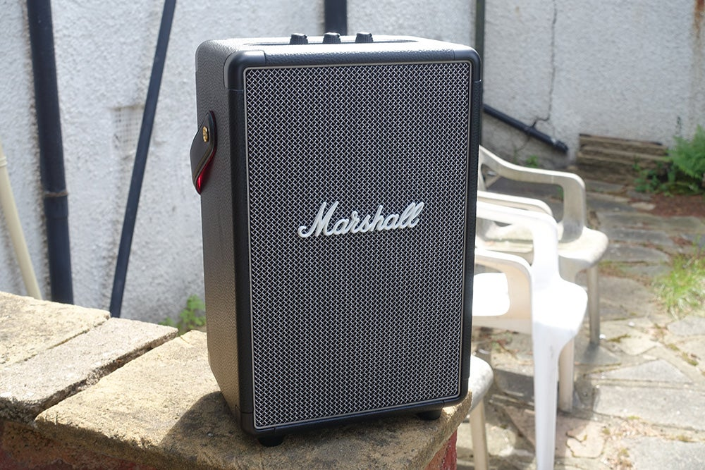 The Marshall Tufton speaker is at its lowest price for the Black Friday sale