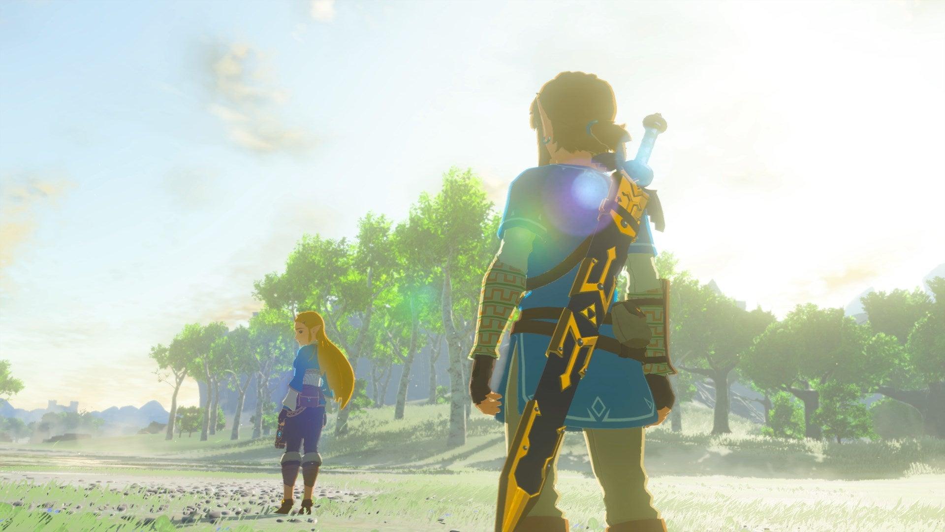 New Zelda game confirmed