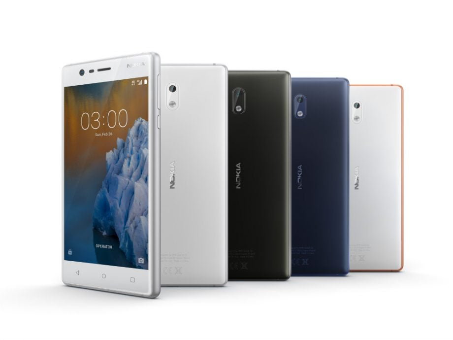 Nokia 3 android pie update