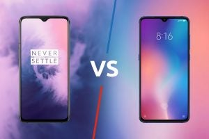 OnePlus 7 vs Xiaomi Mi 9