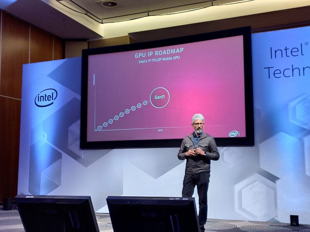 Intel wants integrated graphics to replace GeForce and