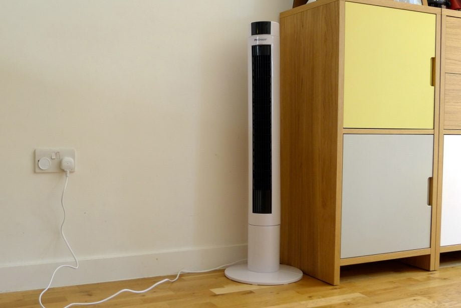Pro Breeze 40-inch Tower Fan Review | Trusted Reviews