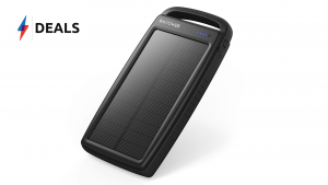RAVPower Solar Charger Deal