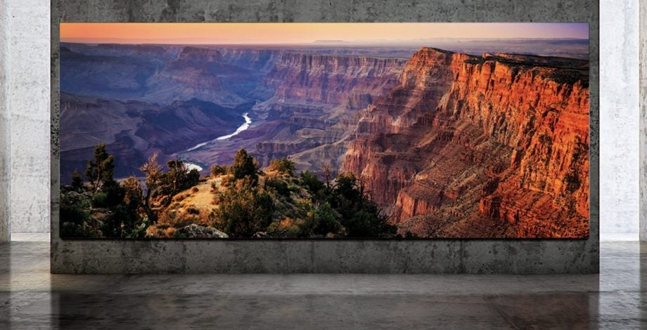 Samsung The Wall Luxury 8K TV