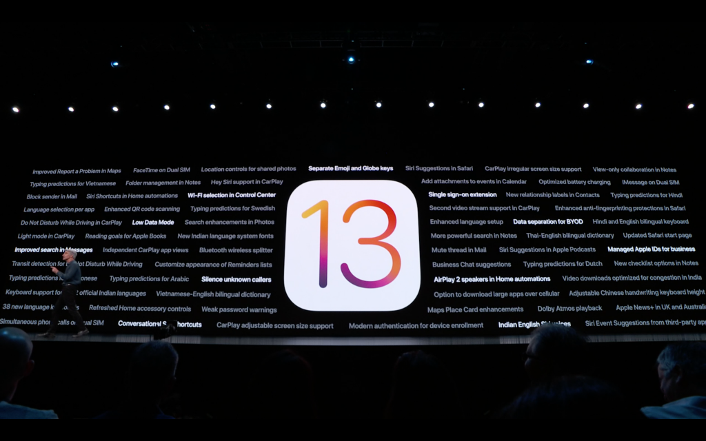 iOS 13 Features: Everything coming in Apple's next mobile OS update