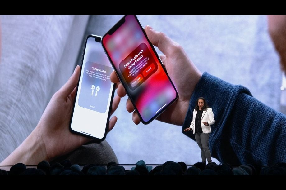 Apple Share Audio