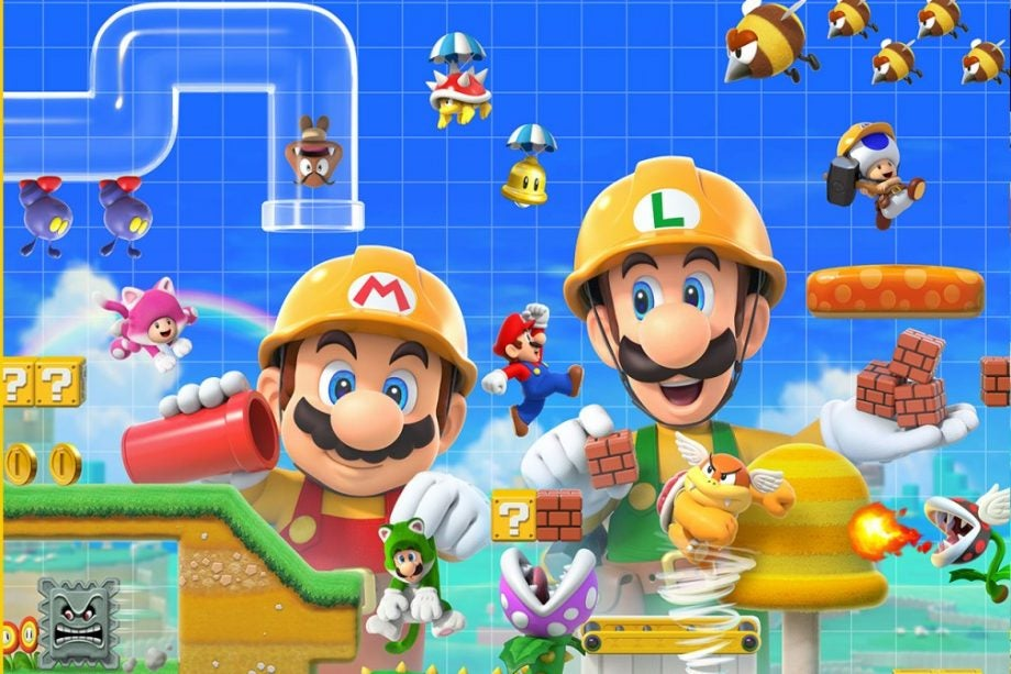 Hands on: Super Mario Maker 2 Review
