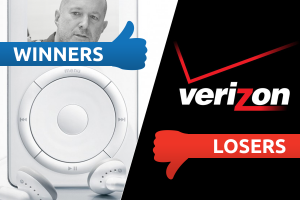 Jony Ive vs Verizon week in geek