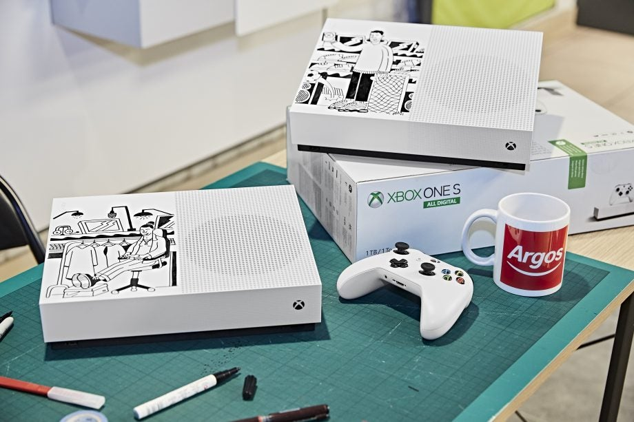 You can grab an Xbox One S for £3 – if you're super lucky