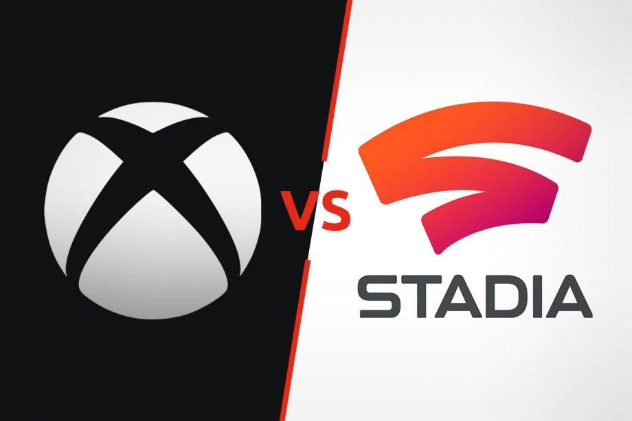 Xbox 2 vs Google Stadia