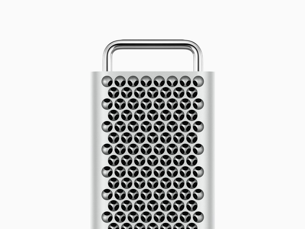 It looks like Calvin Harris already has the new Mac Pro