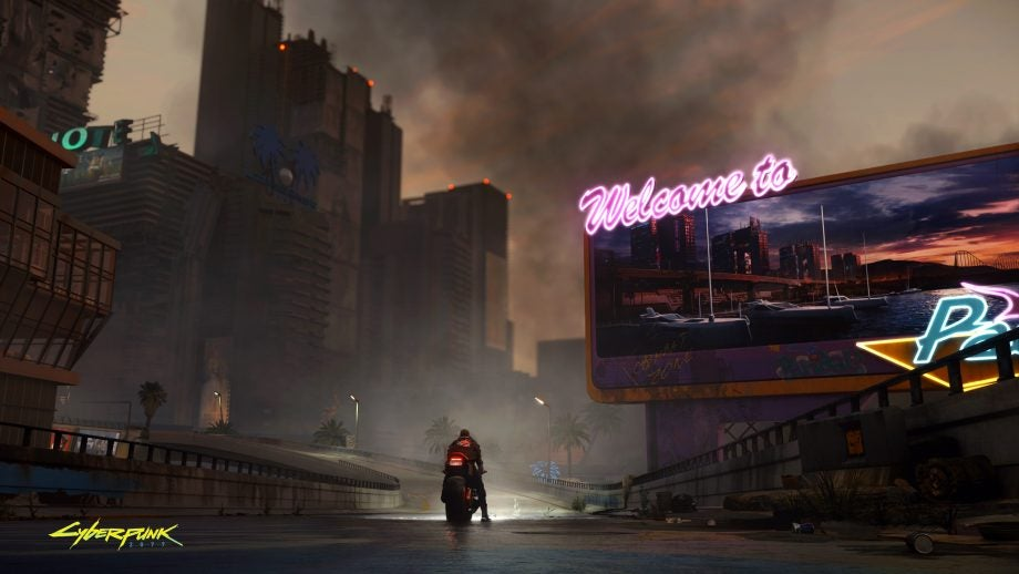 CD Projekt Red reveals PC specs that powered Cyberpunk 2077 at E3 2019