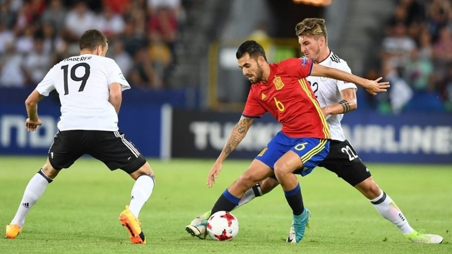 germany u21 vs spain u21