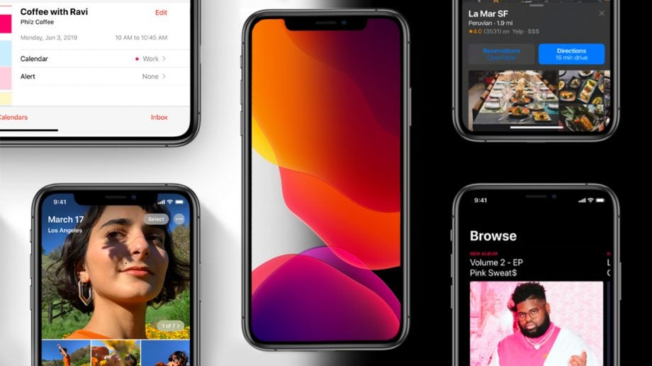 New iOS 13 beta suggests September release will omit key new