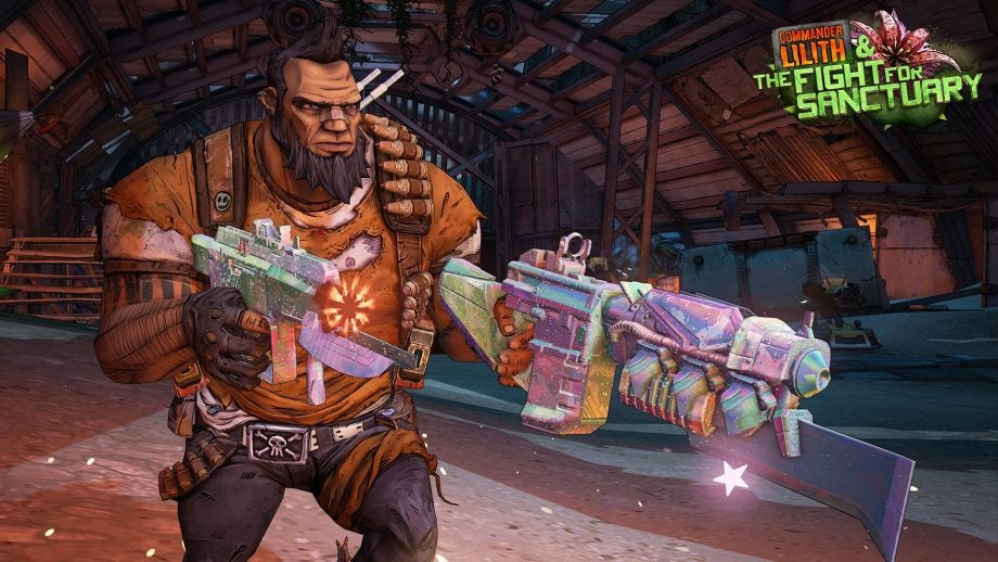 Borderlands 3 prequel DLC is out now -- and it's free