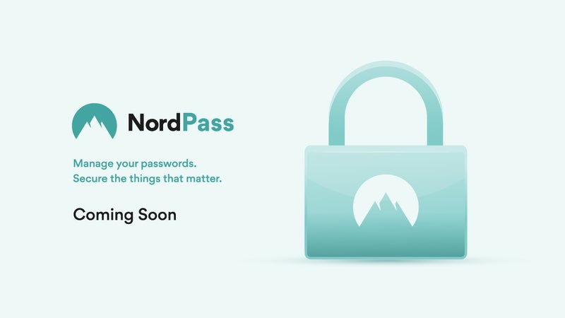 NordPass is the new LastPass rival from NordVPN