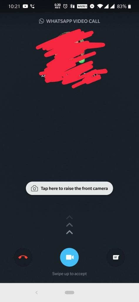 oneplus 7 pro popup camera fix