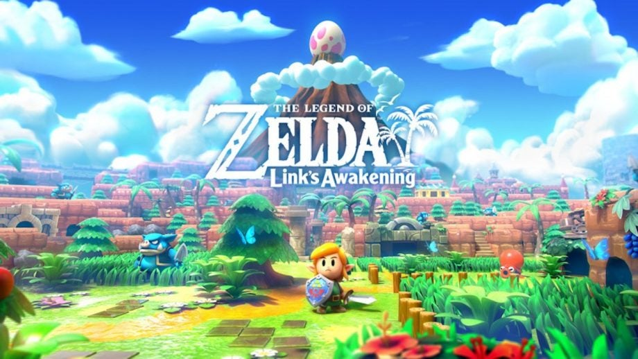 Image result for THE LEGEND OF ZELDA: LINK'S AWAKENING game