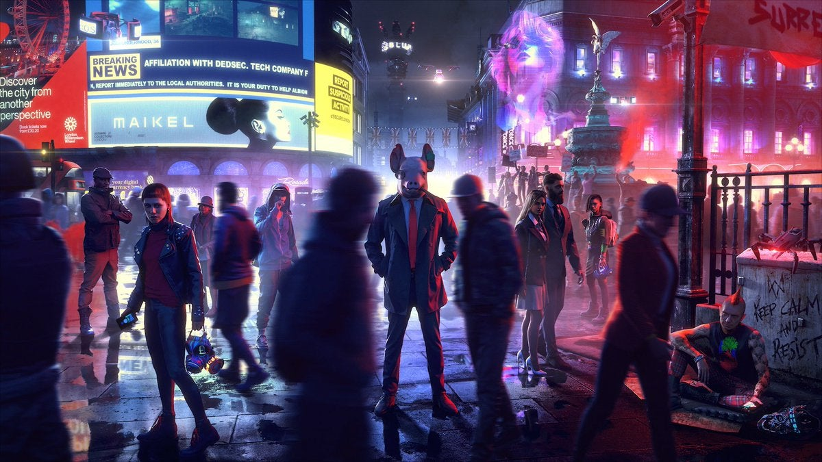 Watch Dogs Legion Preview Hands On At E3 2019 Trusted