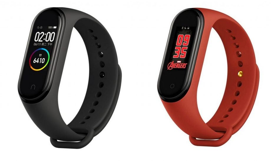 Xiaomi Mi Smart Band 4 unveiled, and it could be a Fitbit