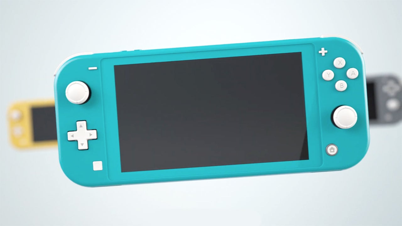 Nintendo Switch Lite Release Date News Price Specs And