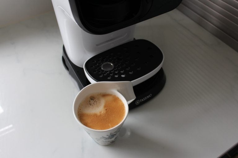 Bosch Tassimo My Way Review 1