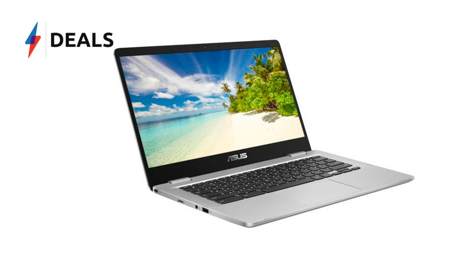 Back to School Deal: Bag a Touchscreen Chromebook Laptop with £70