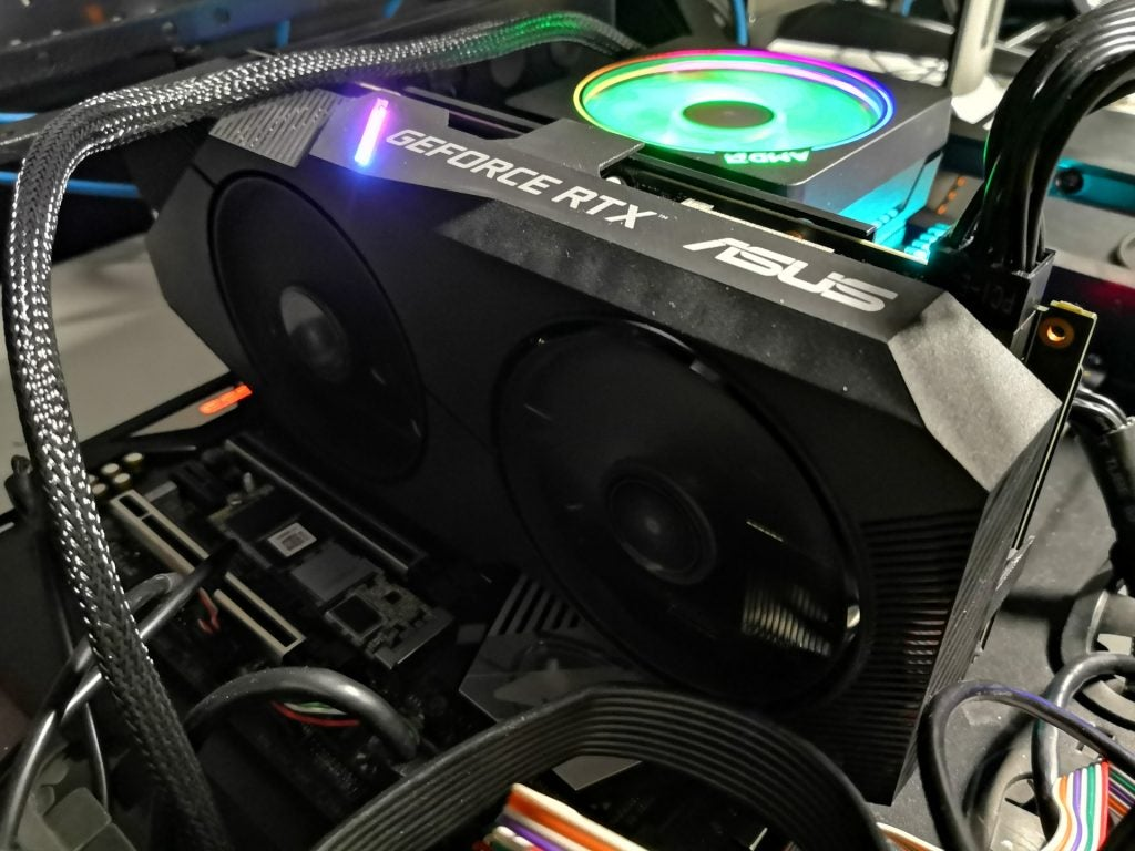 Asus Dual RTX 2060 Super O8G-EVO Review | Trusted Reviews
