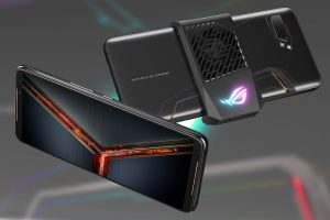 Asus ROG Phone 2 press image hero front back