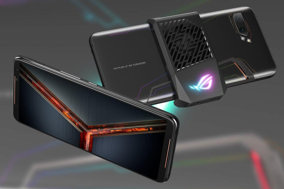 Asus Rog Phone 2 Revealed In Full 855 Plus Chipset