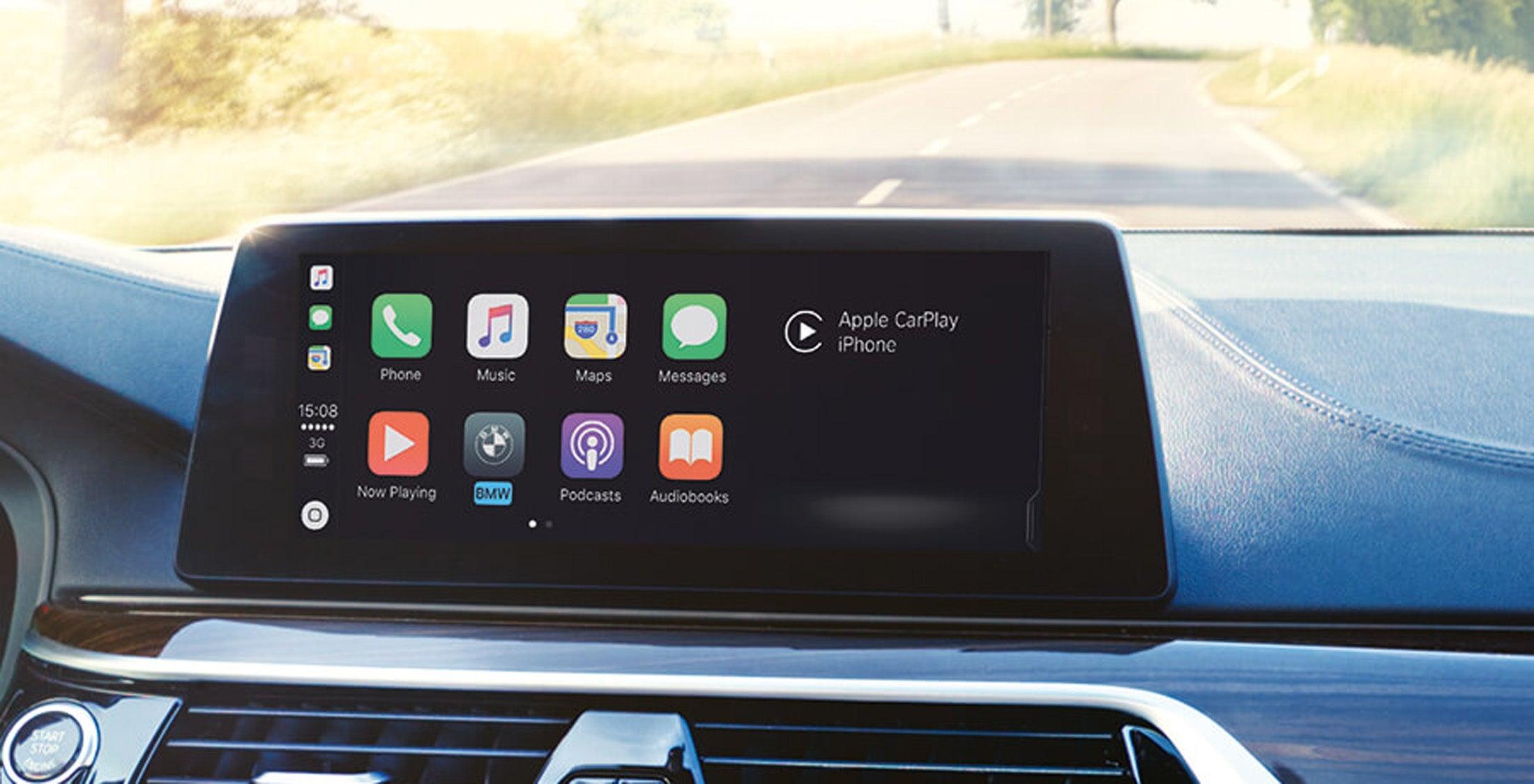 BMW backtracks on cheeky plan to charge Apple CarPlay subscription fee