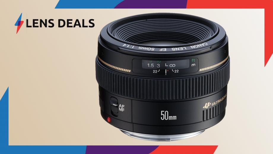 Best Canon Lens Deals Prime Day