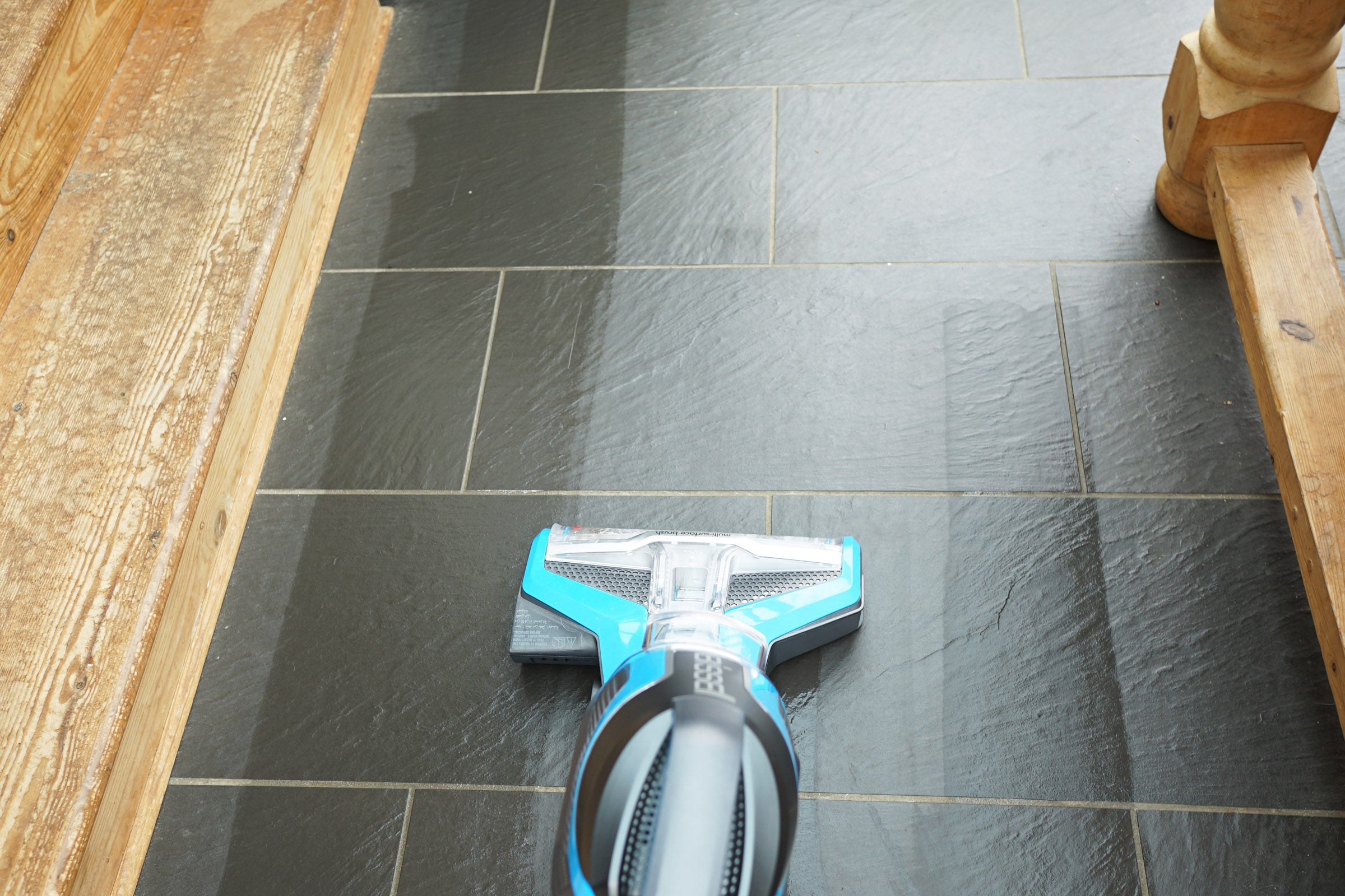 Bissell CrossWave Multi-Surface Cleaning System Review 5