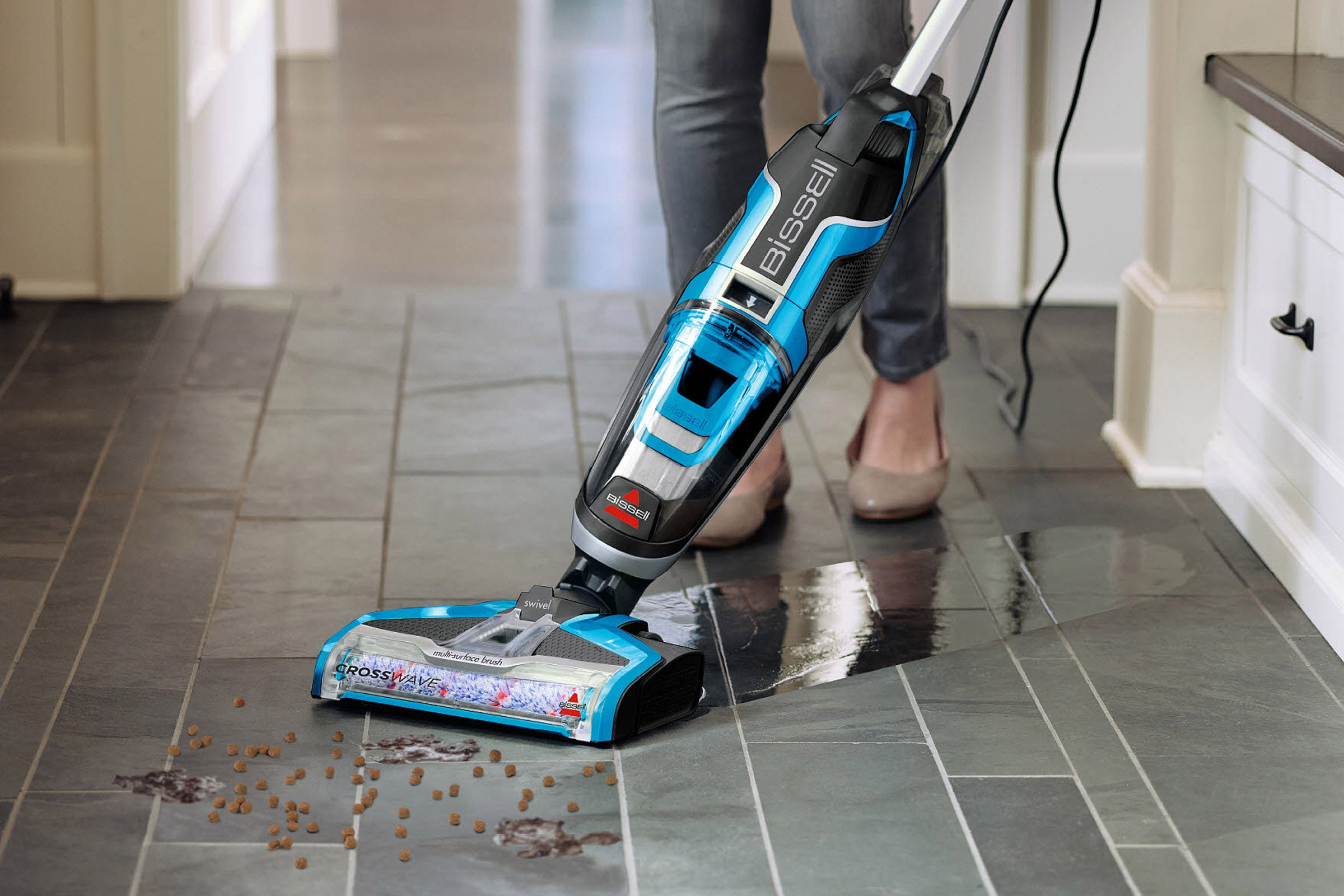 Bissell CrossWave Multi-Surface Cleaning System Review 2