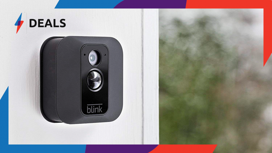 Blink XT Home Security Camera Deal