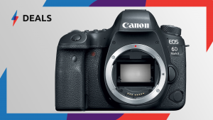 Canon 6D Mark II Prime Day deal