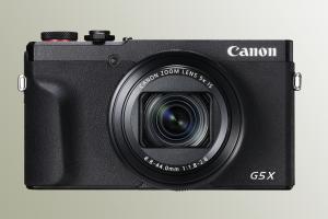 Canon G5X Mark III