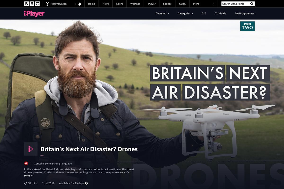 DJI BBC drones
