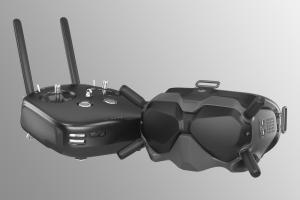DJI drone racing