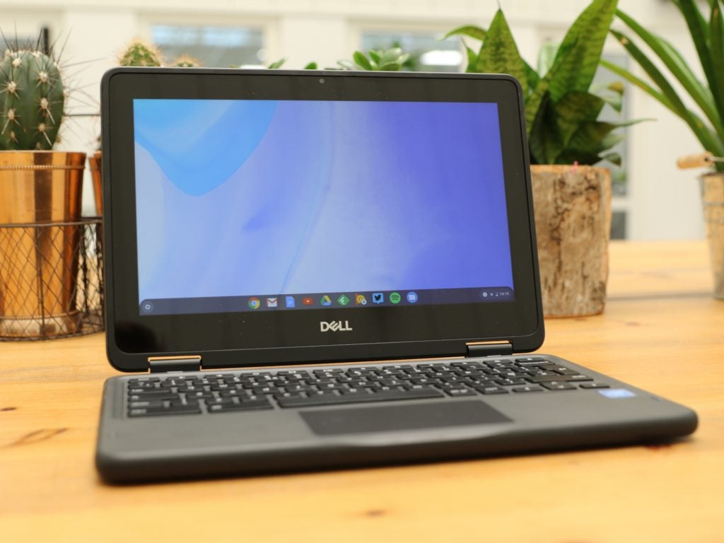 Dell Chromebook 3100 2-in-1 review